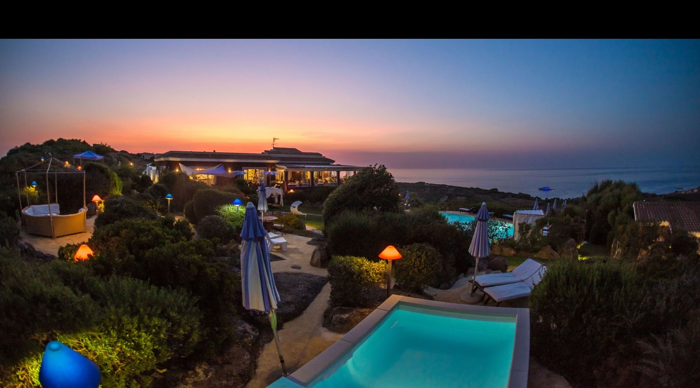 Bajaloglia Resort Sardinia Sea View