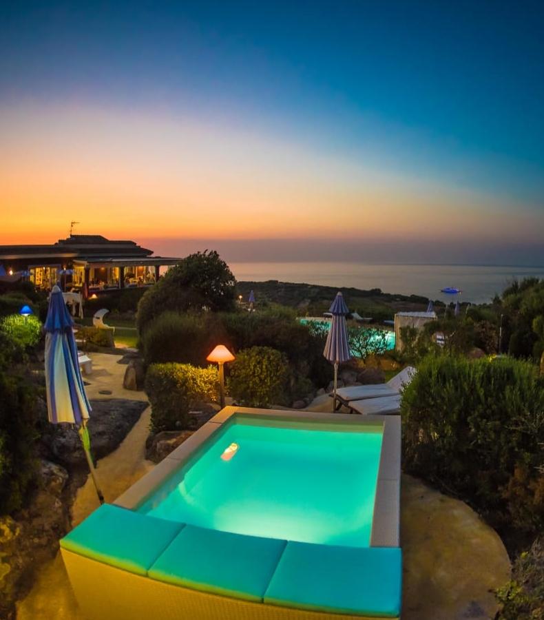 Jacuzzi Sea view