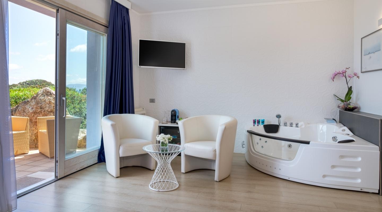 Junior Suite Deluxe | Bajaloglia Resort
